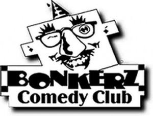 Bonkerz Comedy Club Logo