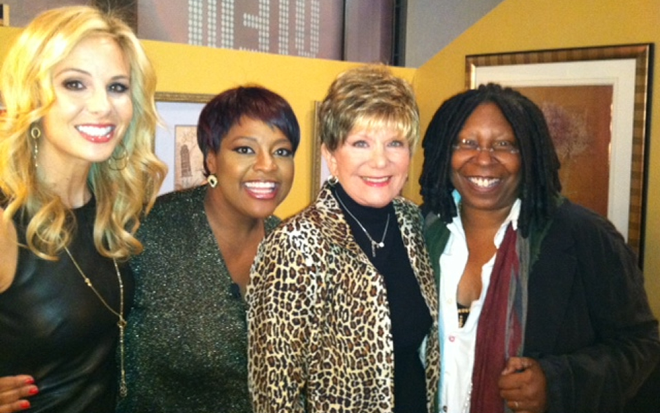 """Jody Kerns On """"The View"""""""